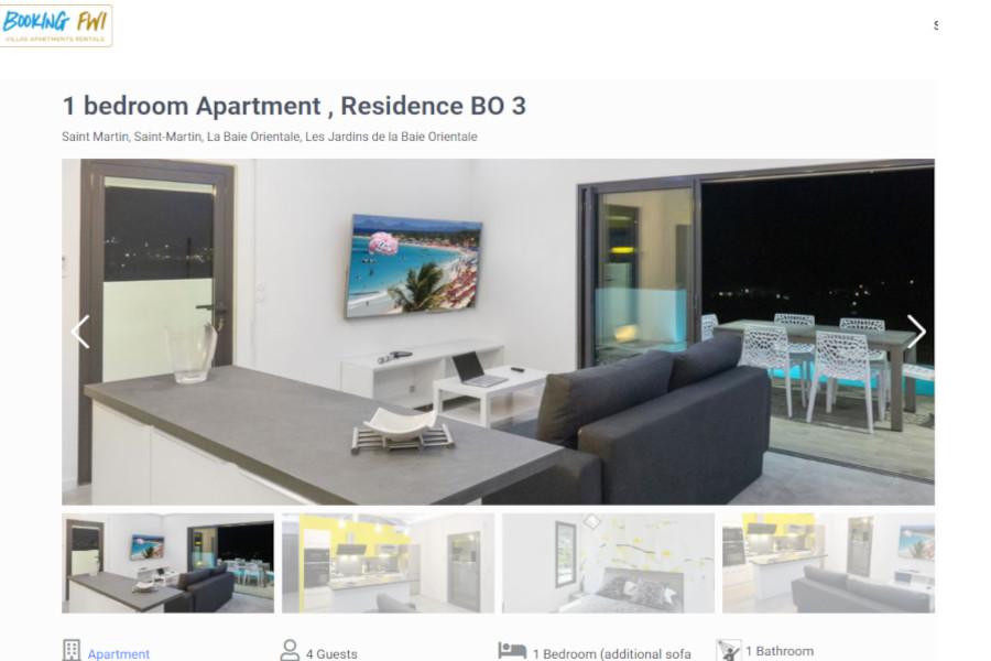 Residence BO Saint-Martin
